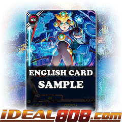 Logout [X-BT03A-UB02/0062EN C (FOIL)] English