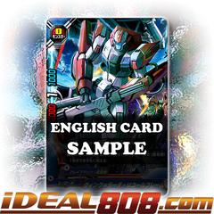 Quinq Lada Recall Frame [X-BT03A-UB02/0053EN C (FOIL)] English
