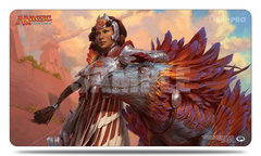 Magic the Gathering Ixalan Playmat - Huatli, Warrior Poet (#86624)