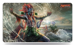 Magic the Gathering Ixalan Playmat - Kopala, Warden of Waves (#86622)