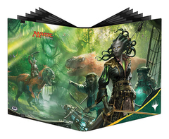 Magic the Gathering Ixalan Ultra Pro 9-Pocket Album - Vraska, Relic Seeker (#86620)