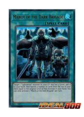 March of the Dark Brigade - COTD-EN059 - Ultra Rare - Unlimited Edition