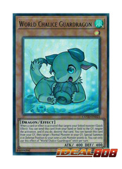 World Chalice Guardragon - COTD-EN021 - Ultra Rare - Unlimited Edition