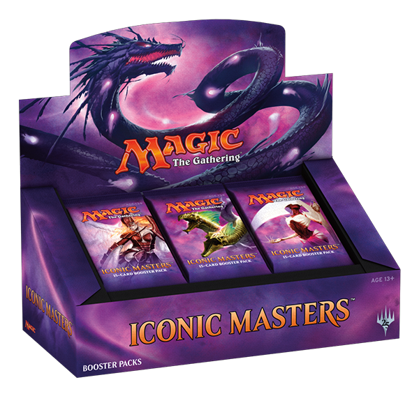 Iconic Masters Edition (IMA) Booster Box