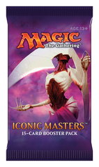 Iconic Masters Edition (IMA) Booster Pack
