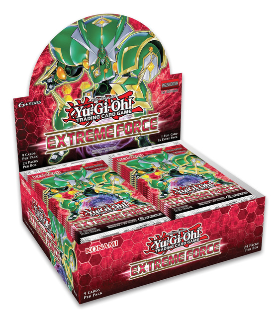 Extreme Force (1st Edition) Yugioh Booster Box
