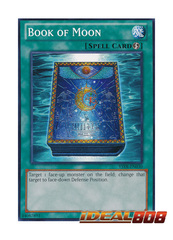 Book of Moon - YSYR-EN030 - Common - Unlimited Edition