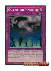 Call of the Haunted - YSYR-EN042 - Common - Unlimited Edition