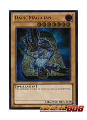 Dark Magician - YSYR-EN001 - Ultimate Rare - Unlimited Edition