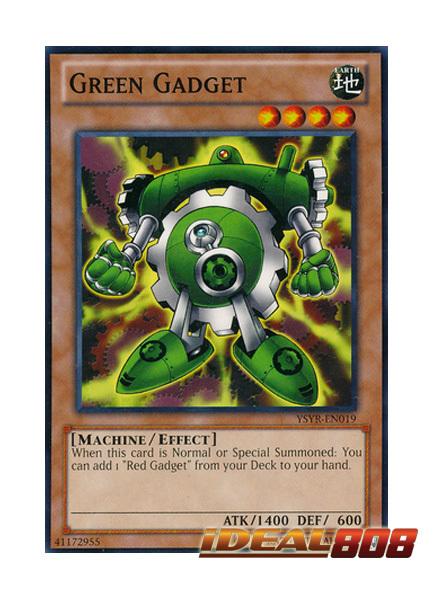 Green Gadget - YSYR-EN019 - Common - Unlimited Edition