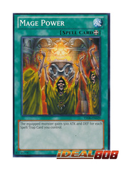 Mage Power - YSYR-EN029 - Common - Unlimited Edition