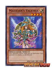 Magician's Valkyria - YSYR-EN023 - Common - Unlimited Edition