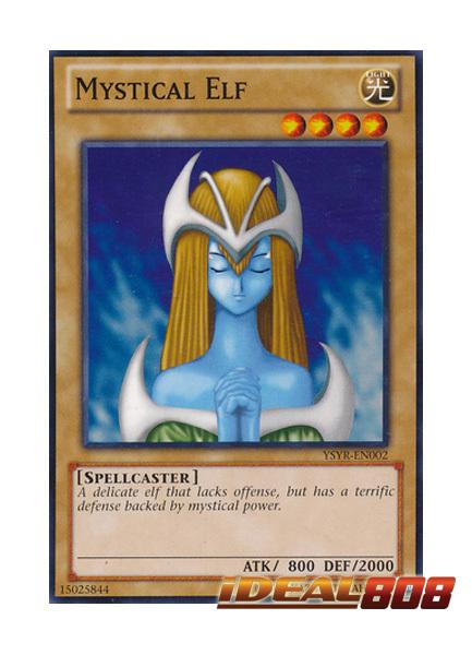 Mystical Elf - YSYR-EN002 - Common - Unlimited Edition