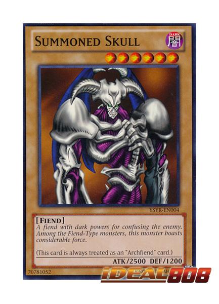 Summoned Skull - YSYR-EN004 - Common - Unlimited Edition
