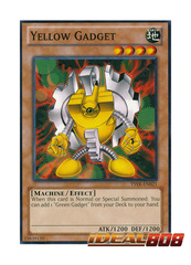 Yellow Gadget - YSYR-EN021 - Common - Unlimited Edition