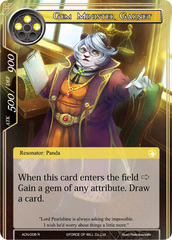 Gem Minister Garnet [ACN-006 R (Full Art)] English