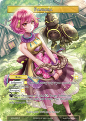 Pandora // Pandora, Guardian of the Sacred Temple [ACN-020 UR (Uber Rare Ruler)] English