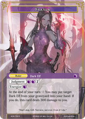 Frayla // Frayla, the Revolutionist [ACN-126 R (Full Art Ruler)] English