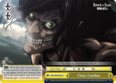 Close Combat [AOT/S50-E024 CC (Regular)] English