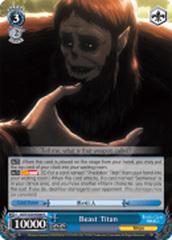 Beast Titan [AOT/S50-E086S SR (FOIL)] English