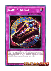 Dark Renewal - LEDD-ENA30 - Common - 1st Edition