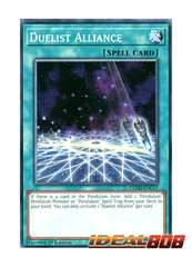 Duelist Alliance - LEDD-ENC17 - Common - 1st Edition