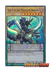 Odd-Eyes Arc Pendulum Dragon - LEDD-ENC00 - Ultra Rare - 1st Edition
