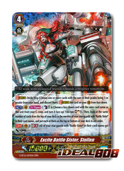 Excite Battle Sister, Stollen - G-BT12/003EN - RRR