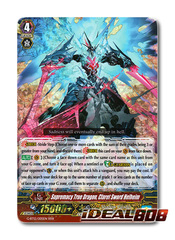 Supremacy True Dragon, Claret Sword Helheim - G-BT12/005EN - RRR