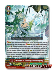Maiden of Fertility Governing Lily - G-BT12/023EN - RR