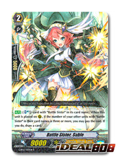 Battle Sister, Sable - G-BT12/027EN - R