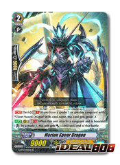 Morion Spear Dragon - G-BT12/031EN - R