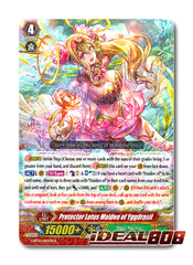 Protector Lotus Maiden of Yggdrasil - G-BT12/045EN - R