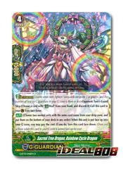 Sacred Tree Dragon, Rainbow Cycle Dragon - G-BT12/046EN - R