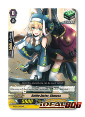 Battle Sister, Churros - G-BT12/059EN - C