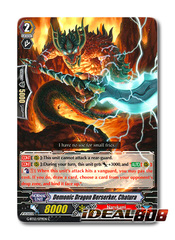Demonic Dragon Berserker, Chatura - G-BT12/079EN - C