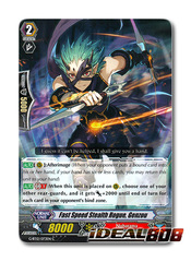 Fast Speed Stealth Rogue, Genzou - G-BT12/073EN - C