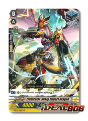 Eradicator, Sharp Impact Dragon - G-BT12/086EN - C