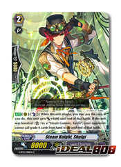 Steam Knight, Shulgi - G-BT12/088EN - C