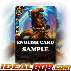 Thunderbolt Fighting Dragon, Demongodol [X-BT03/0028 R (Glossy)] English