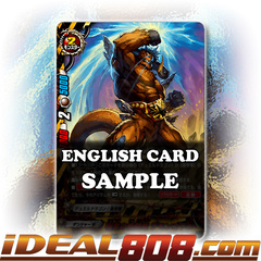 Thunderbolt Fighting Dragon, Demongodol [X-BT03/0028EN R (FOIL)] English