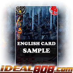 Apocalypse Knights Brigade, Pale Riders [X-BT03/0042EN R (FOIL)] English
