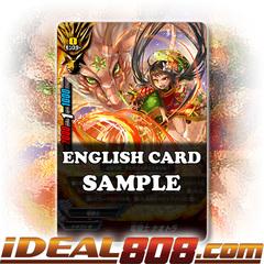 Dragon Knight, Naotora [X-BT03/0076EN C (FOIL)] English