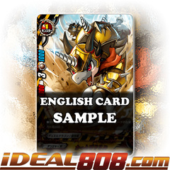 Thwackdrill [X-BT03/0080EN C (FOIL)] English