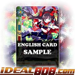 Shikigami Ninja, Kunoichi Keika [X-BT03/0087EN C (FOIL)] English