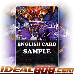 Overturn Black Death Dragon, Abygale [X-BT03/S004 SP (FOIL)] English