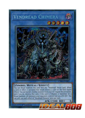 Vendread Chimera - CIBR-EN082 - Secret Rare - 1st Edition