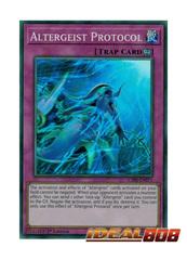 Altergeist Protocol - CIBR-EN071 - Super Rare - 1st Edition