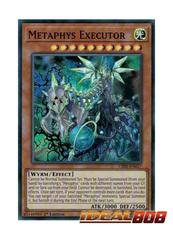 Metaphys Executor - CIBR-EN027 - Super Rare - 1st Edition