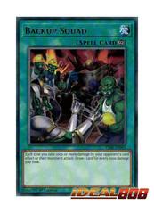 Backup Squad - CIBR-EN065 - Rare - 1st Edition